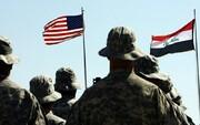 تنها تغییر نقشه پایگاههای نظامی آمریکا مطرح است نه خروج از عراق