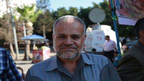 خضر حبیب عضو ارشد جنبش جهاد اسلامی فلسطین