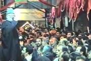 فیلم | مداحی قدیمی از حاج علی خورشیدی