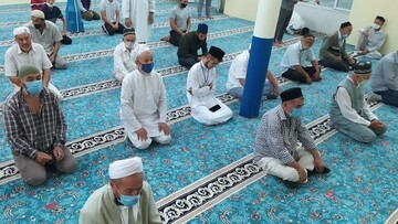 نمازهای جمعه در ازبکستان از سر گرفته میشوند