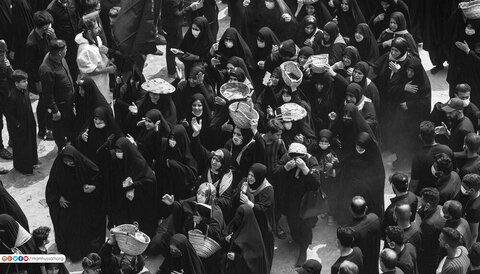 بالصّور/ بنو أسد برفقة القبائل العراقيّة يحيون ذكرى دفن الأجساد الطاهرة لشهداء الطف