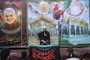جوانان عاشورایی شیراز اجتماع کردند