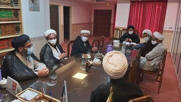 برگزاری آخرین جلسه شورای آموزش حوزه یزد در سال تحصیلی ۹۹ـ۹۸