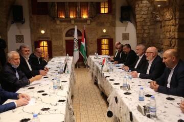 ضرورت افزایش وحدت و هماهنگی میان گروه های فلسطینی در شرایط حساس مسئله فلسطین