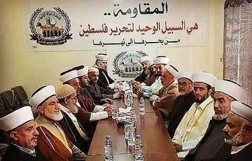 شورای علمای فلسطین: بی احترامی به رسول اکرم(ص)، جنایت است