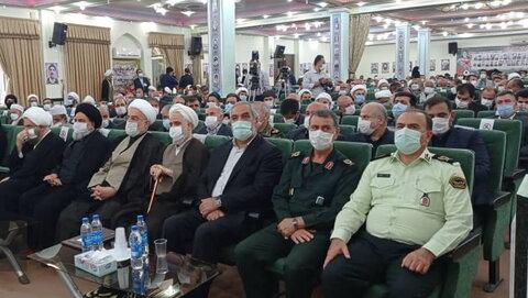 تودیع و معارفه نماینده ولی فقیه در کردستان