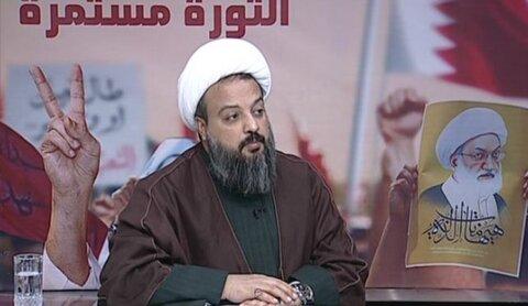 شیخ حسین الحداد یکی از روحانیون انقلابی بحرین
