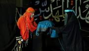 تصاویر/ سومین شب مراسم عزاداری اباعبدالله الحسین(ع) در هیئت هنر و رسانه استان قم