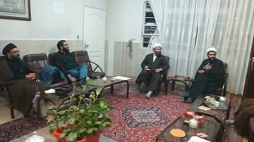 تصاویر/ نشست مدیران حوزه کردستان با مدیران مدارس علمیه استان