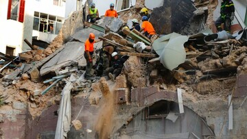 One month after Beirut deadly blast, rescue workers renew hope for survivors