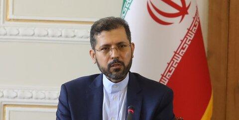 ایران کی وزارت خارجہ کے ترجمان سعید خطیب زاده