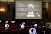 تصاویر/ مراسم آغاز سال تحصیلی جدید حوزههای علمیه-۱