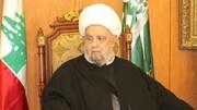 الشيخ قبلان يستنكر الاعتداء على مخيم النازحين في بحنين