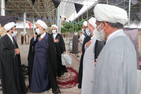 تصاویر| مراسم افتتاحیه حوزه علمیه فارس