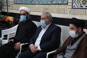 بالصور/ توزيع 1400 سلة مساعدة من قبل الدائرة العامة لمحافظة فارس الإيرانية بين العوائل المتعففة