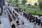 تصاویر/ مراسم آغاز سال تحصیلی جدید حوزه علمیه بناب