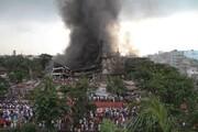 ڈھاکہ کی جامع مسجد میں دھماکا، ۱۲ نمازی جاں بحق اور ۲۵زخمی