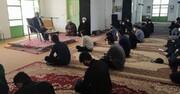 تصاویر/ مراسم آغاز سال تحصیلی جدید حوزه علمیه خواهران و برادران سراب