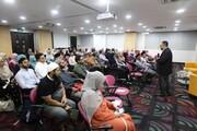 هزینه یک میلیون دلاری برای آموزش اساتید دینی سنگاپور