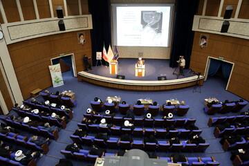 تصاویر/ مراسم مشترک آغاز سال تحصیلی جدید حوزههای علمیه خواهران و جامعة الزهرا(س)