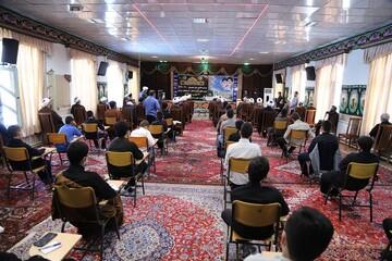 تصاویر/ مراسم آغاز سال تحصیلی جدید حوزه علمیه استان آذربایجان شرقی