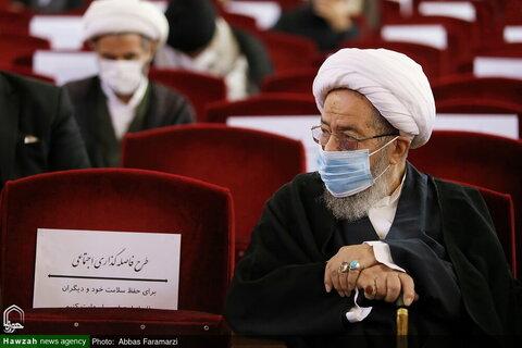 بالصور/ مراسيم بداية السنة الدراسية الجديدة في الحوزات العلمية في إيران (1)