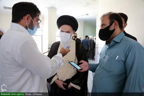 بالصور/ مراسيم بداية السنة الدراسية الجديدة في الحوزات العلمية في إيران (2)