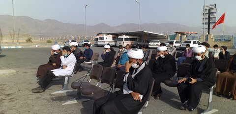 تصاویر شما/ فعالیت گروه جهادی محسنین در قلعهگنج