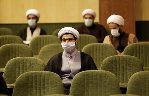 تصاویر/ مراسم آغاز سال تحصیلی جدید موسسه عالی فقه و علوم اسلامی