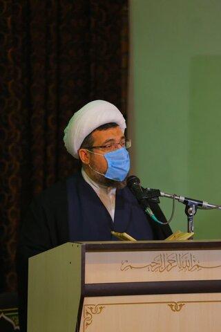 تصاویر/ مراسم آغاز سال تحصیلی جدید حوزه علمیه آذربایجان شرقی