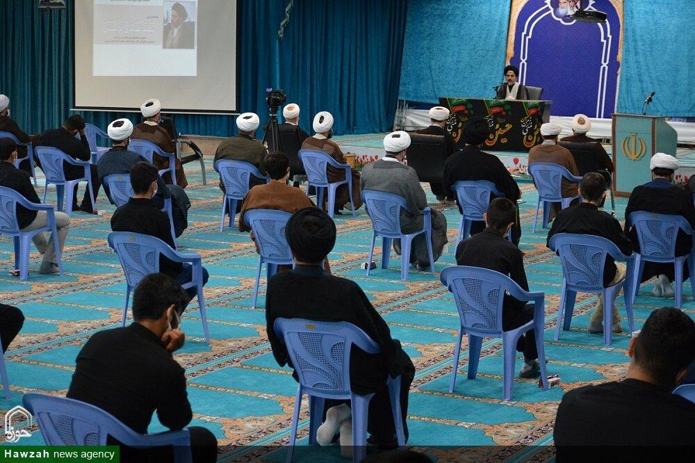 تصاویر/ مراسم آغاز سال تحصیلی حوزه علمیه آذربایجان غربی