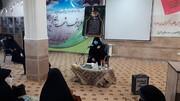 مراسم آغاز سال تحصیلی جدید مدرسه علمیه خواهران بافق برگزار شد