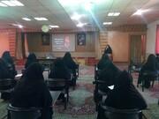 دلنوشته معاون فرهنگی مدرسه علمیه الزهرا(س) یزد برای شاگردان