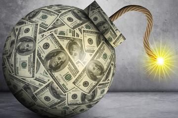 والاستریت با سقوط سهام آمریکا بسته شد