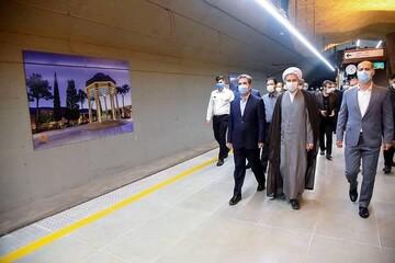 بافت تاریخی شیراز حفظ شود/ مترو مراقب باشد