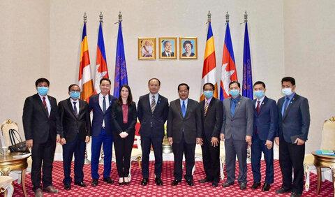 دولت کامبوج برای توسعه صنعت حلال از استرالیا کمک می گیرد