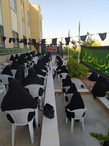 آیین آغاز سال تحصیلی در مدرسه علمیه حضرت زینب یزد