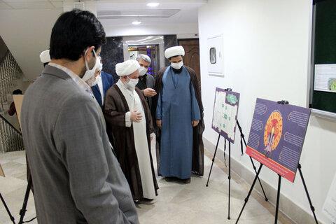 تصاویر/ وبینار علمی تخصصی دهمین کنگره بینالمللی امام سجاد (ع) در بجنورد