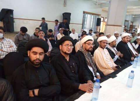 سمینار علما و زاکرین امامیه پاکستان در کراچی برگزار شد