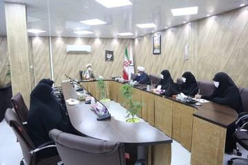 هشتمین جلسه کمیته بانوان کنگره ملی شهدای استان قم برگزار شد