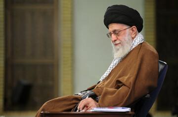 بيان تعزية الإمام الخامنئي برحيل آية الله الشيخ يوسف صانعي