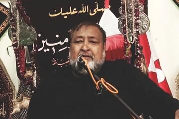 طلاب انوارالعلوم مقیم قمکا اپنے استاد شفیق مولانا سید رضا حیدر کے انتقال پرملال پر اظہار تعزیت