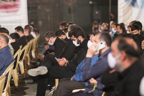 تصاویر/ مراسم سوگواری دهه دوم محرم مکتب الصادق(ع)اصفهان