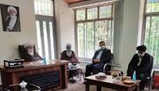 دفتر آیت الله العظمی نوری همدانی در مازندران افتتاح شد
