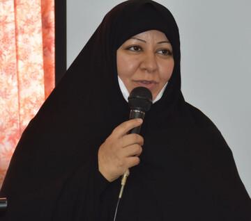 عمل به هنگام حضرت زهرا(س) بزرگترین درس برای جامعه امروز است