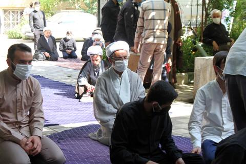 تصاویر/ مراسم آغاز سال تحصیلی حوزه علمیه همدان و تجلیل از حجت الاسلام والمسلمین محمدی قائینی