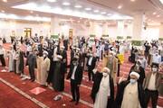 تصاویر/ تجمع اعتراضی مردم بندرعباس در محکومیت توهین به مقدسات اسلامی توسط نشریه فرانسوی