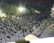 مدرسه علمیه امام صادق(ع) کرج میزبان عزاداران حسینی
