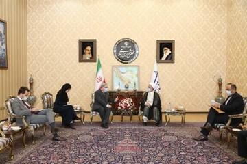 انتقاد ذوالنوری از توهین به پیامبر اسلام(ص) در دیدار سفیر فرانسه