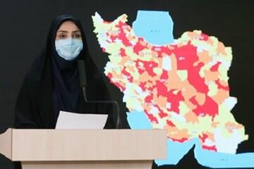 شناسایی ۲۰۶۳ بیمار جدید کووید۱۹ در کشور/ فوت ۱۲۹ بیمار